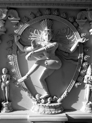 Shiva Nataraja, Lord of the Dance, Teachers, Meditation and Ghosts
